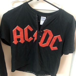 AC/DC vintage shirt